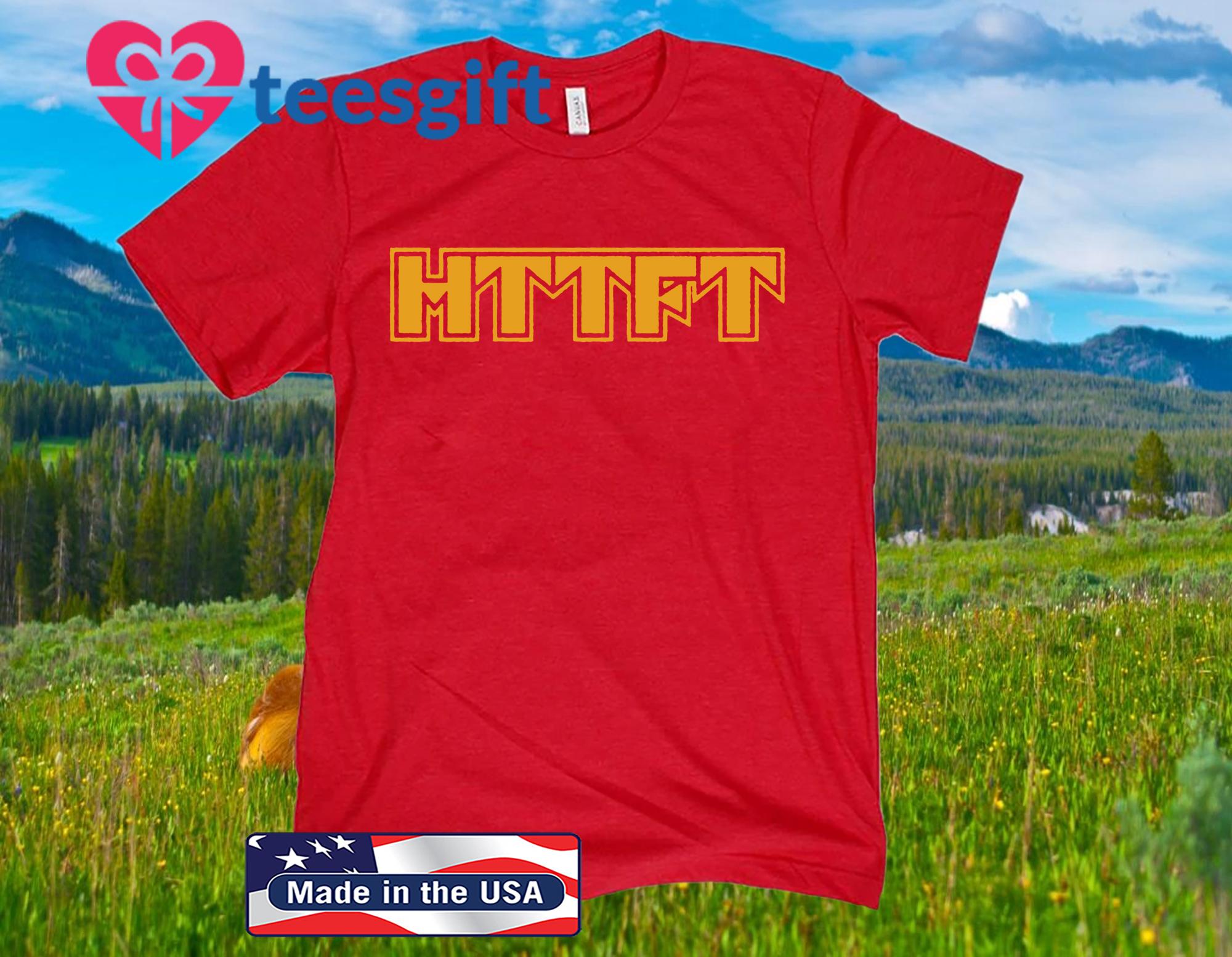 HTTFT T-Shirt The Football Team