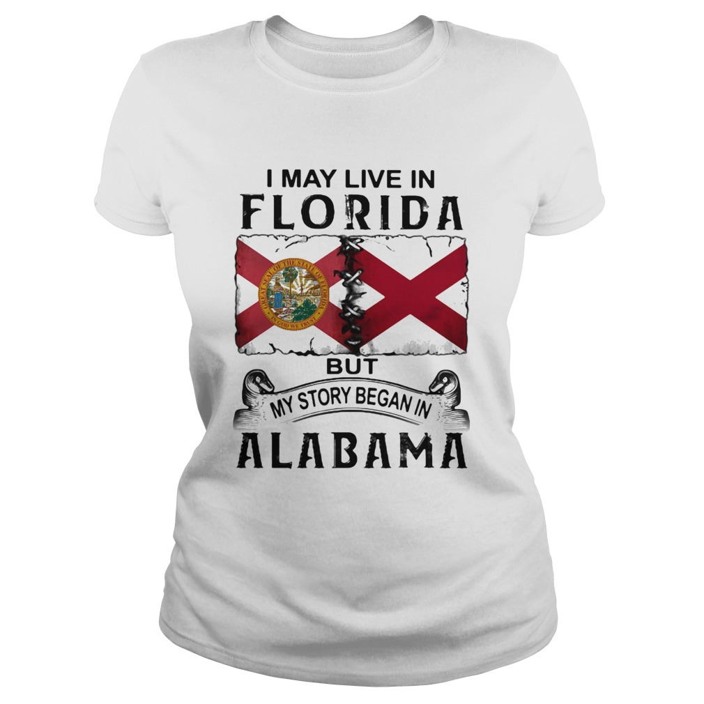 I may live in Florida but my story began in Alabama  Classic Ladies