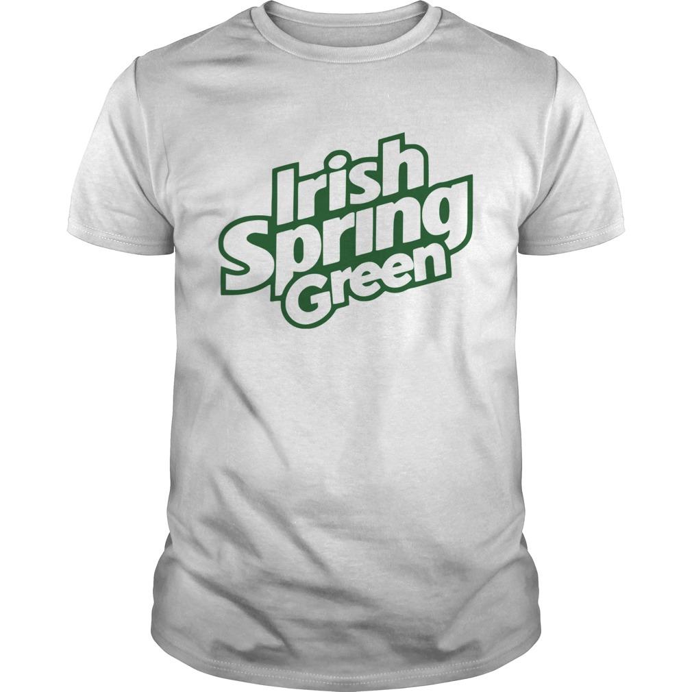Irish Spring Green  Unisex