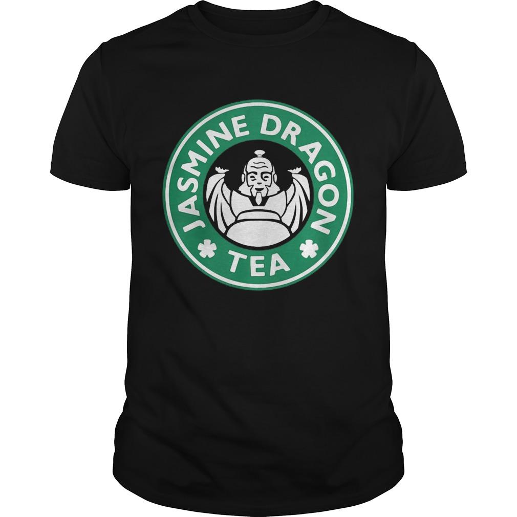 Jasmine dragon tea happy st Patricks day  Unisex