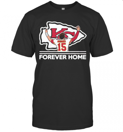 Mahomes Kansas City Chiefs Forever Home T-Shirt Classic Men's T-shirt