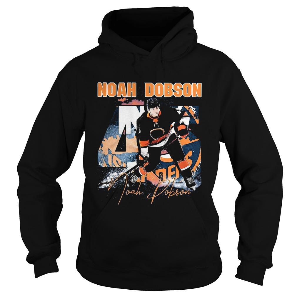 Noah Dobson Hockey Famous  Hoodie