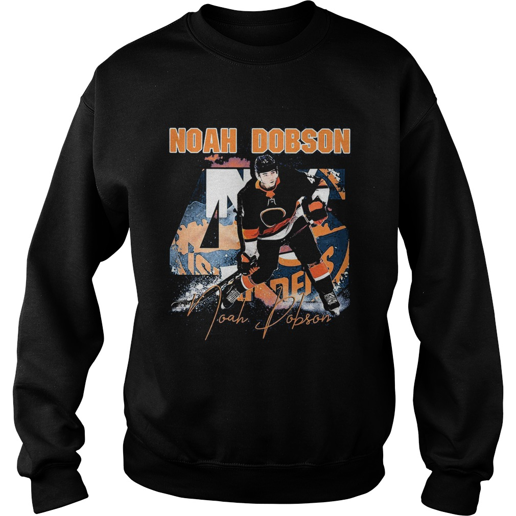 Noah Dobson Hockey Famous  Sweatshirt