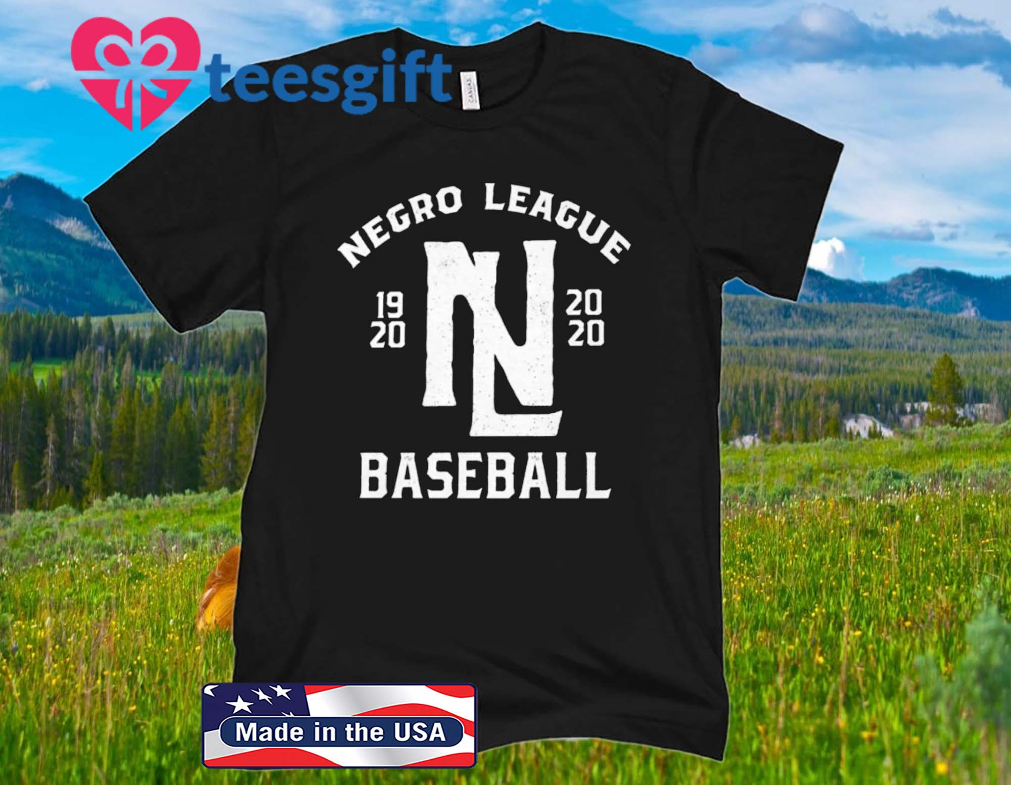 Official Negro League Baseball T-Shirts