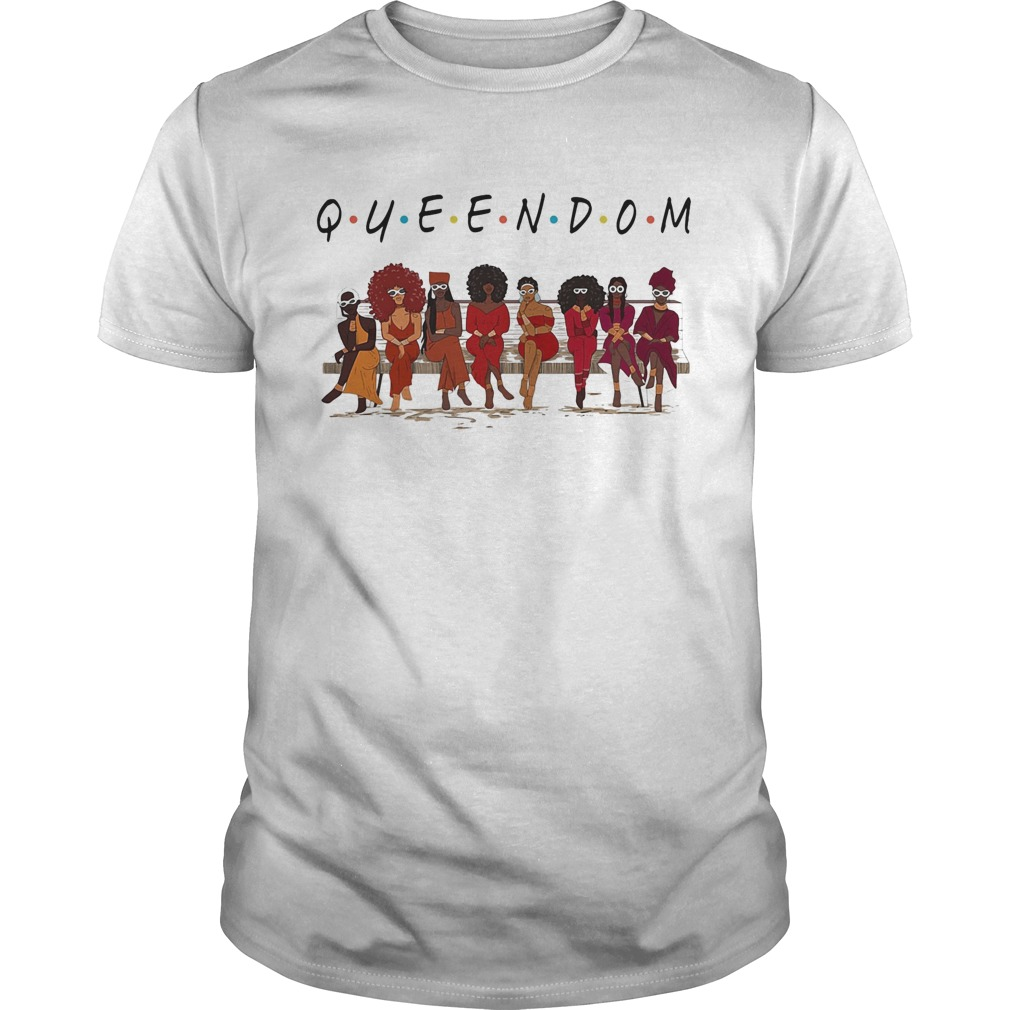 Queen dom benches Dress red  Unisex