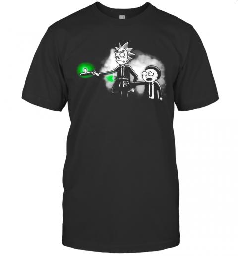 Rick And Morty Mib T-Shirt Classic Men's T-shirt