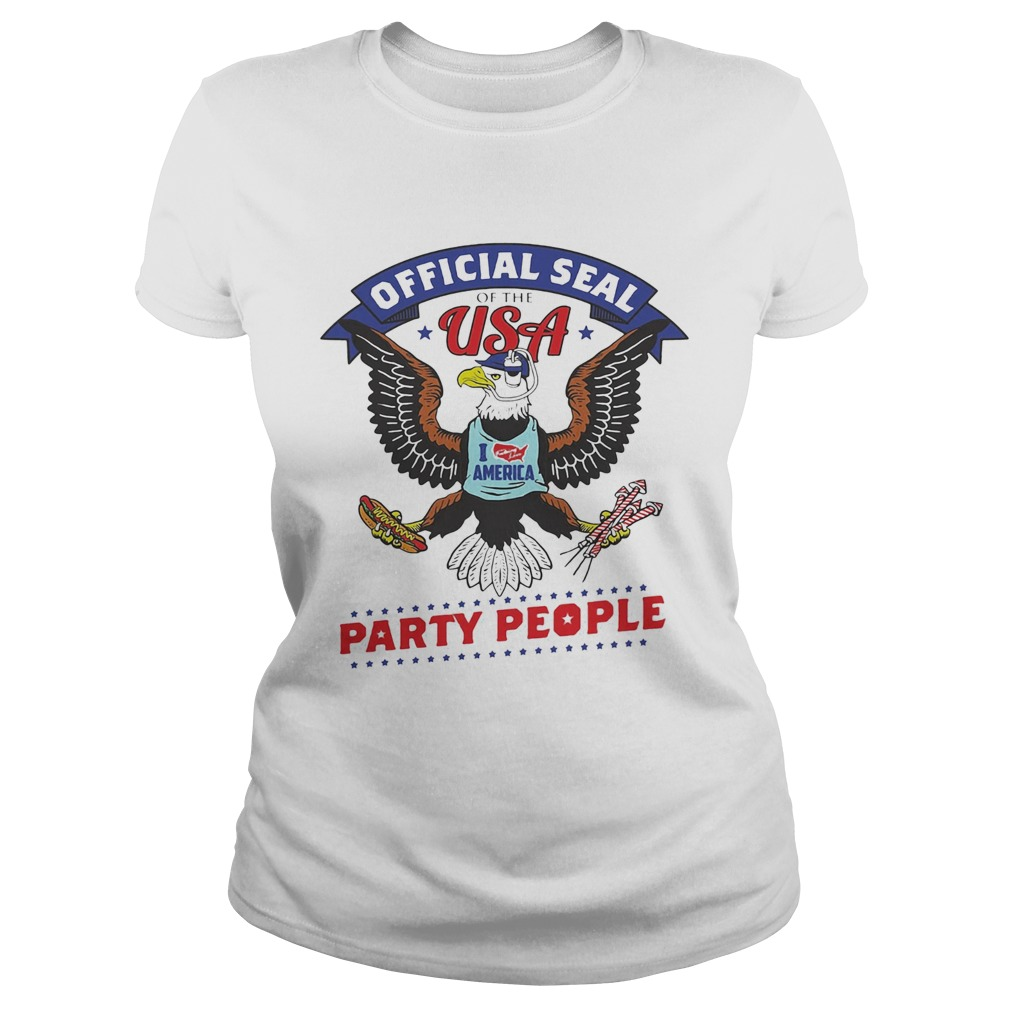 Seal USA Party People Eagle Classic Ladies