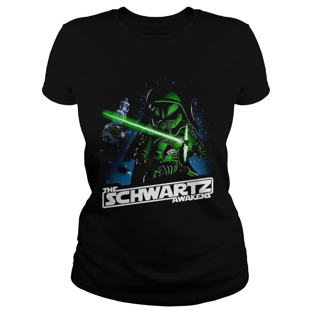 Star wars darth vader the schwartz awakens  Classic Ladies