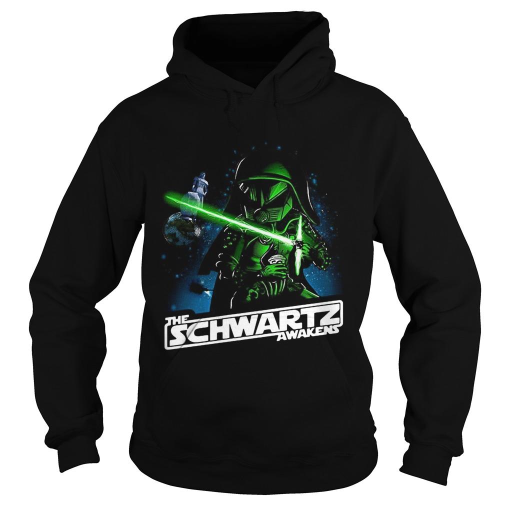 Star wars darth vader the schwartz awakens  Hoodie
