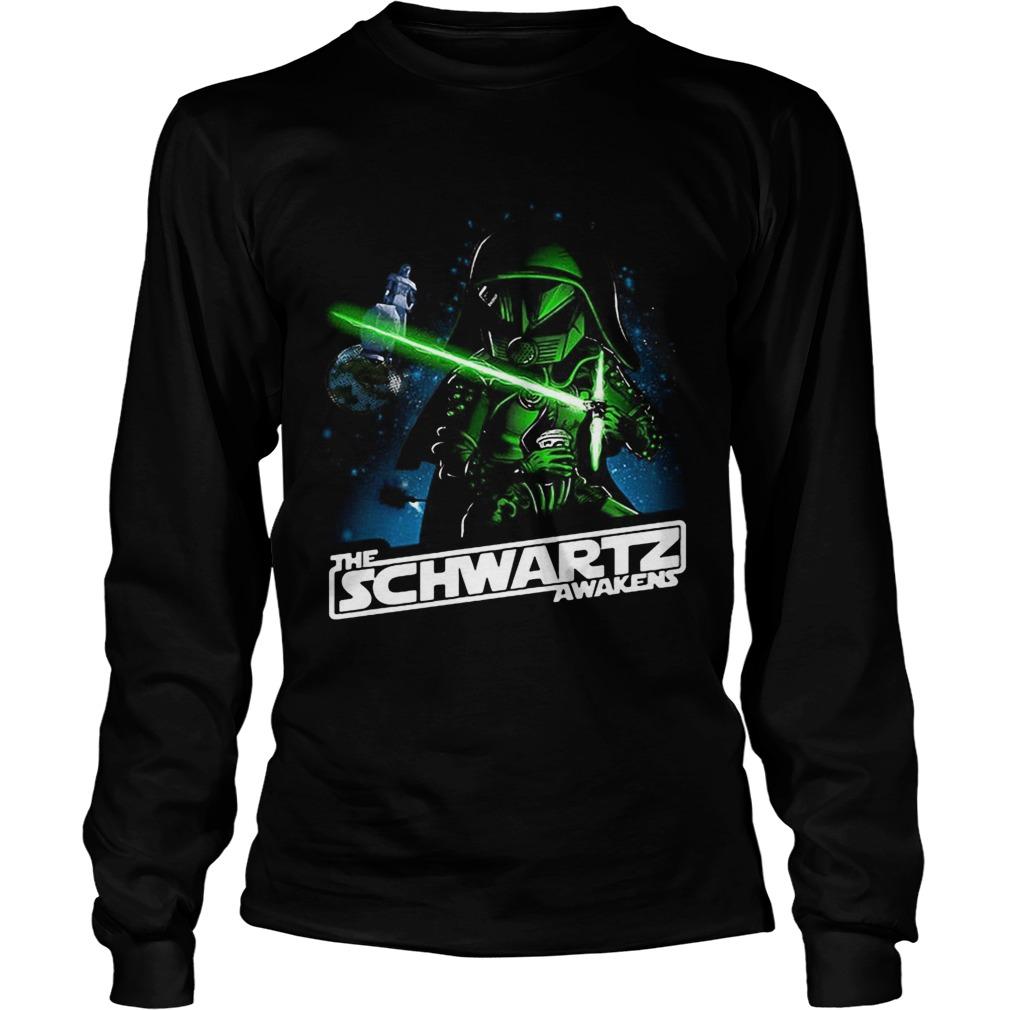 Star wars darth vader the schwartz awakens  Long Sleeve