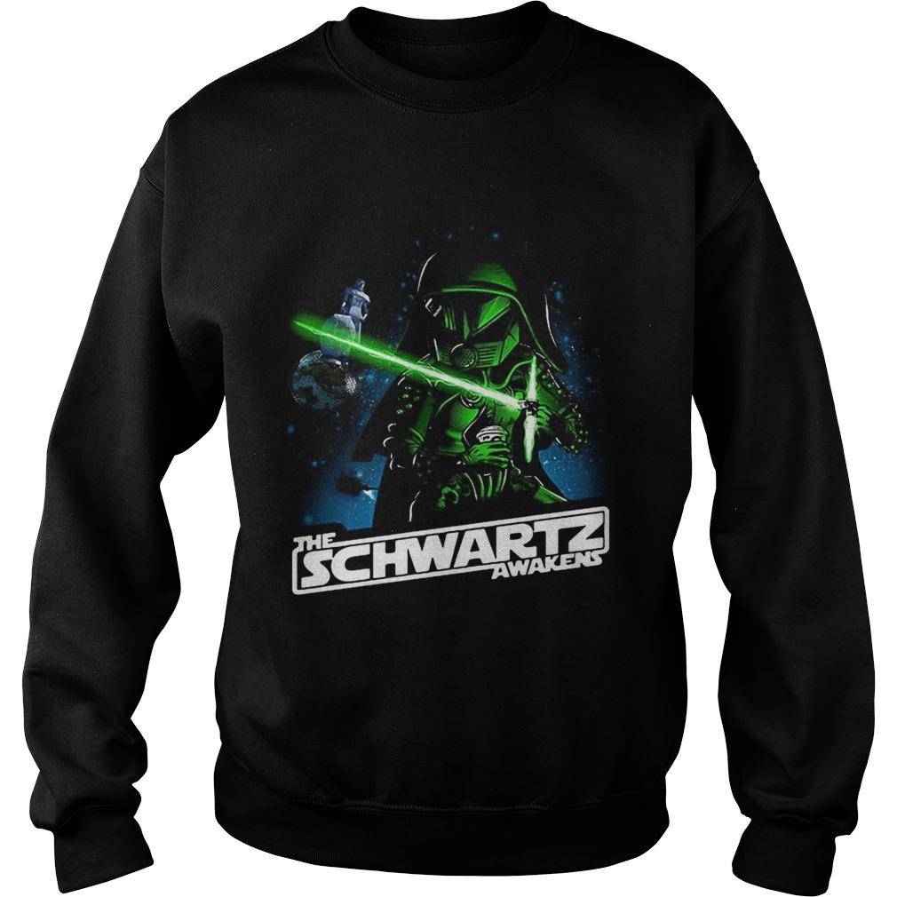 Star wars darth vader the schwartz awakens  Sweatshirt