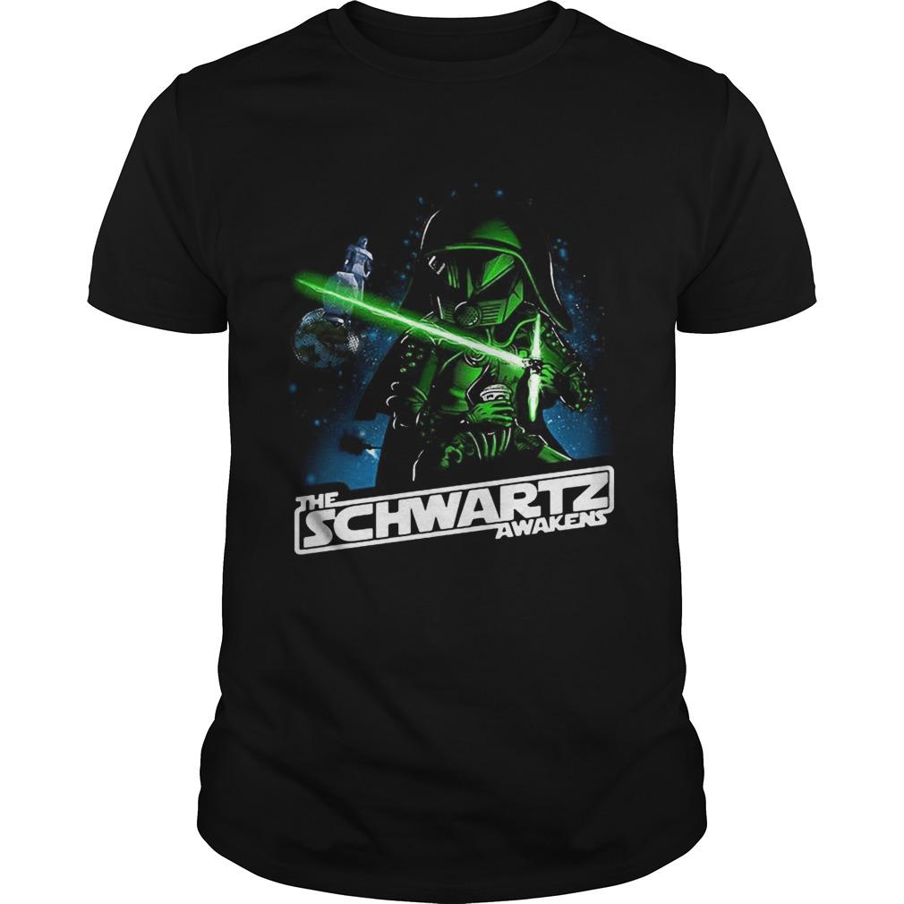 Star wars darth vader the schwartz awakens  Unisex