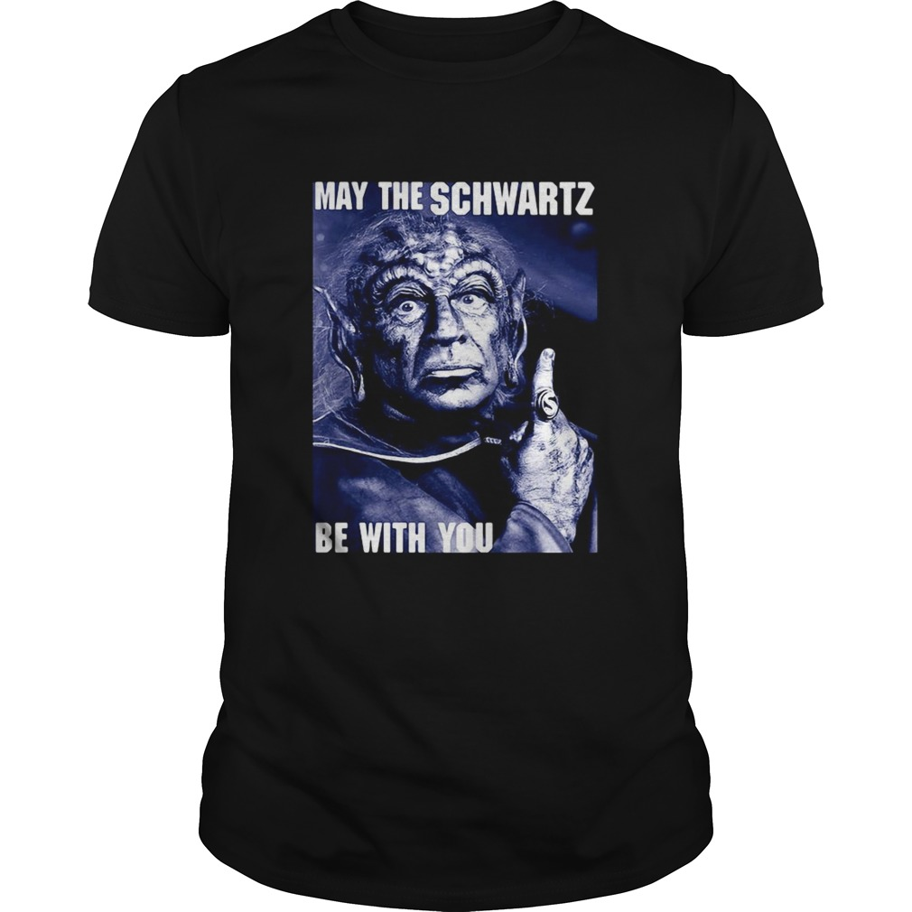 Star wars may the schwartz be with you  Unisex