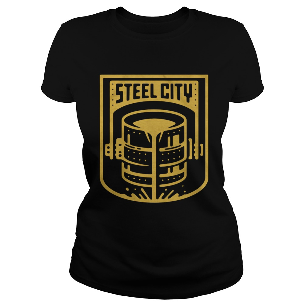Steel City by Zach Shot on Dribbble Classic Ladies