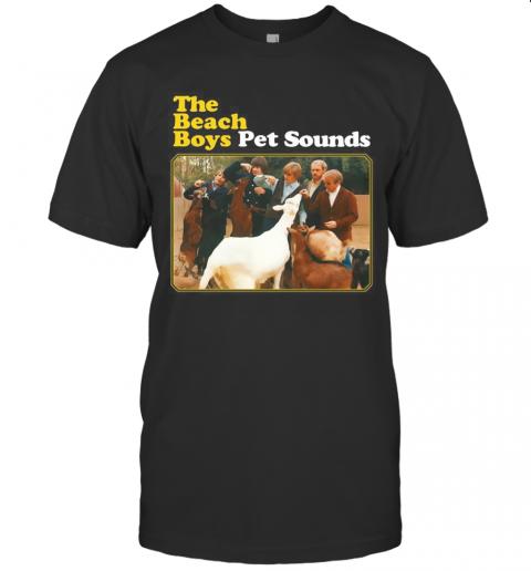 The Beach Boys Pet Sounds T-Shirt Classic Men's T-shirt
