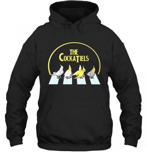 The Cockatiels Abbey Road T-Shirt Unisex Hoodie