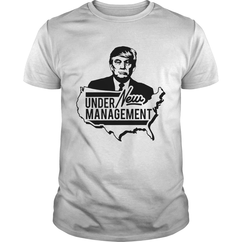 Under Management New Donald Trump  Unisex