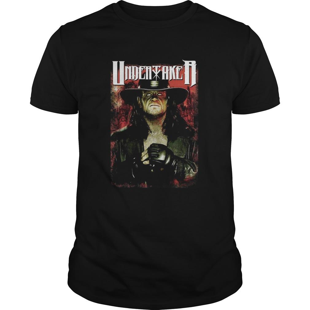 Undertaker professional wrestler horror  Unisex
