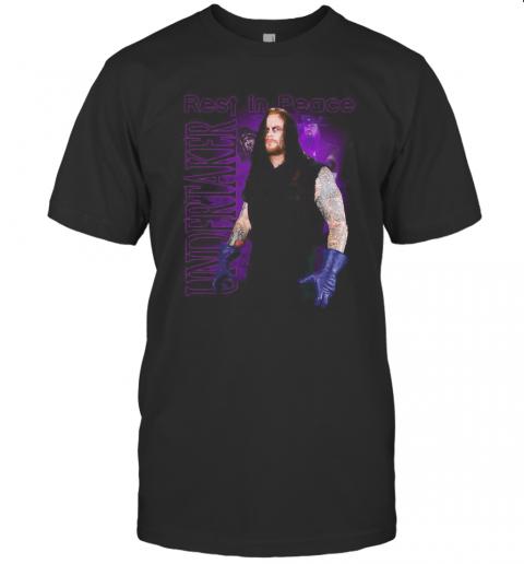Undertaker Rob Schamberger Rest In Peace T-Shirt Classic Men's T-shirt