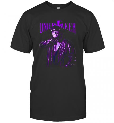 Undertaker Wrestlers Deadman T-Shirt Classic Men's T-shirt