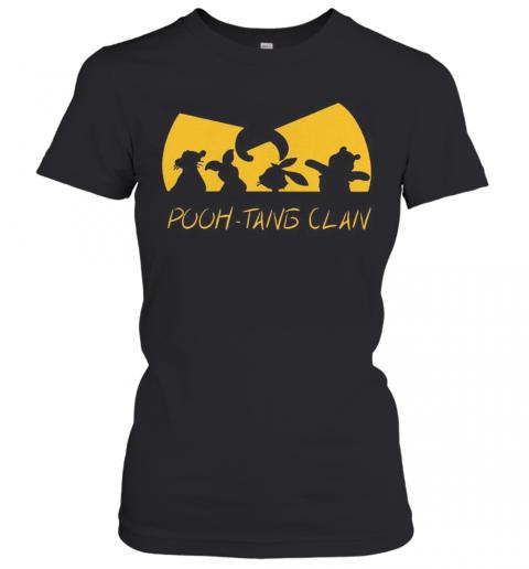 Winnie The Pooh Wu Tang Clan Pooh Tang Clan T-Shirt Classic Women's T-shirt