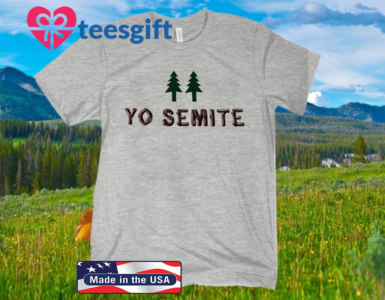 Trump's 'Yo Semite' America T-Shirt