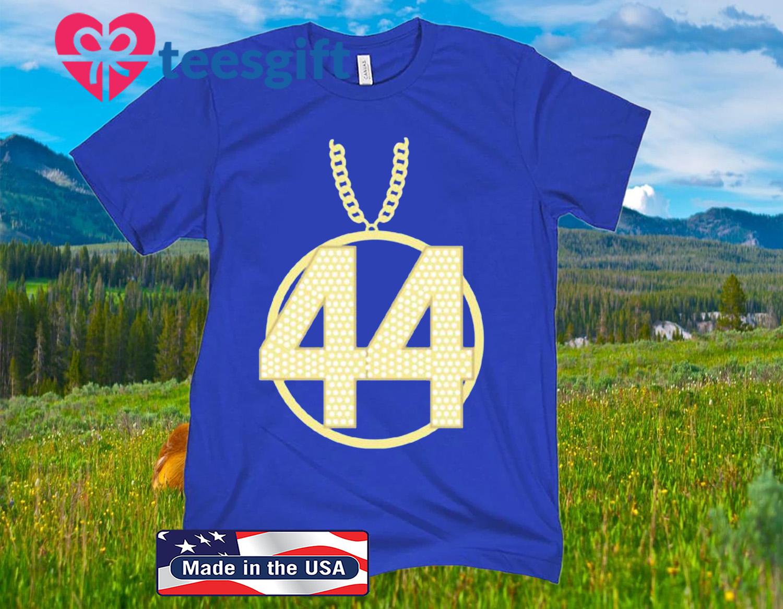 44 Chain Shirt White Sox Dave