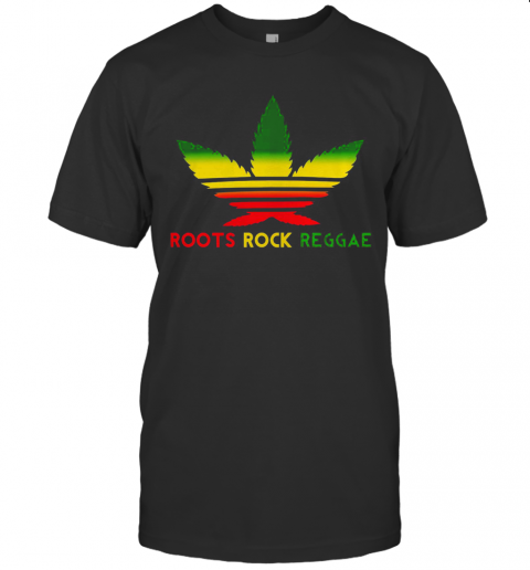 Adidas Roots Rock Reggae T-Shirt Classic Men's T-shirt