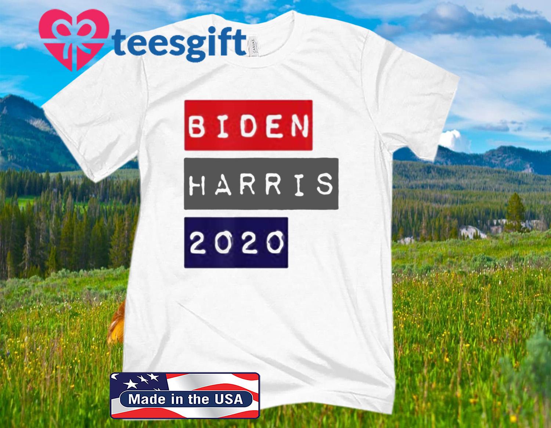 Biden Harris 2020 Vote Joe Biden President Kamala Harris VP T-Shirt