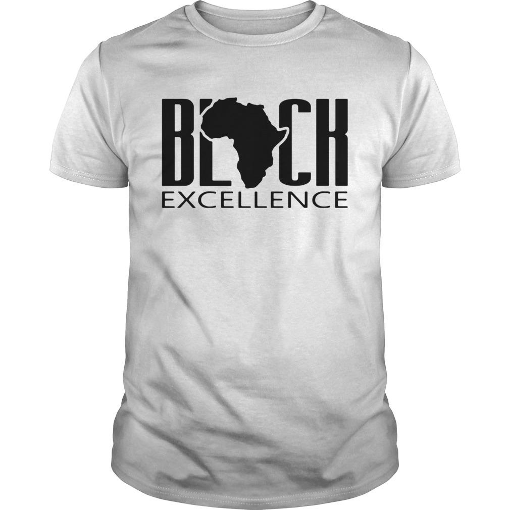 Black excellence maps  Unisex
