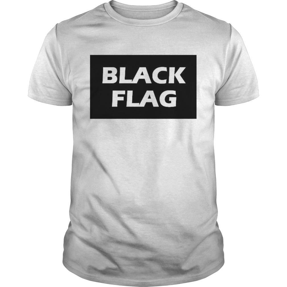 black flag  Unisex