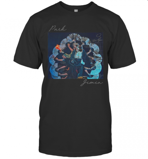 Bts Band Park Jimin Signature T-Shirt Classic Men's T-shirt