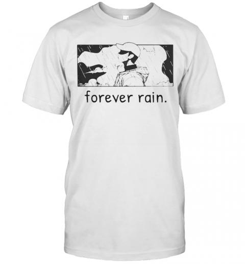 Bts Rm Mono Forever Rain T-Shirt Classic Men's T-shirt
