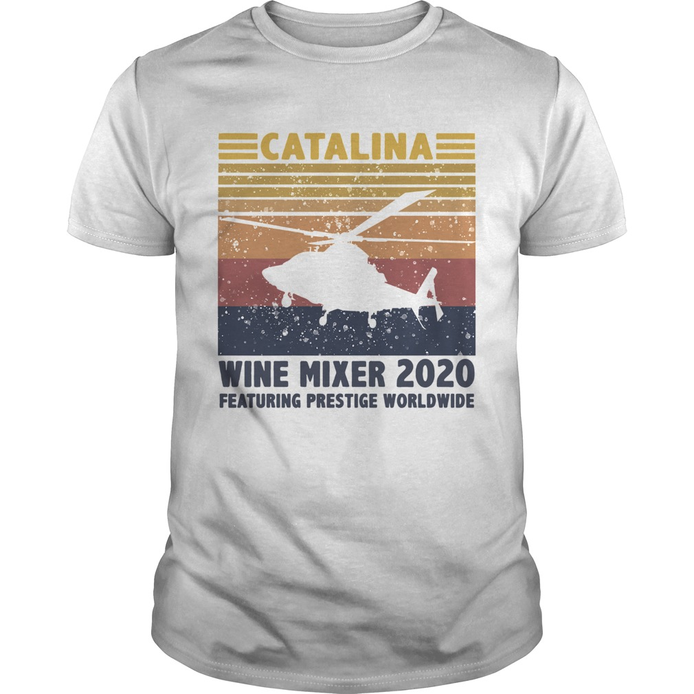 Catalina Wine Mixer 2020 Featuring Prestige Worldwide Vintage  Unisex
