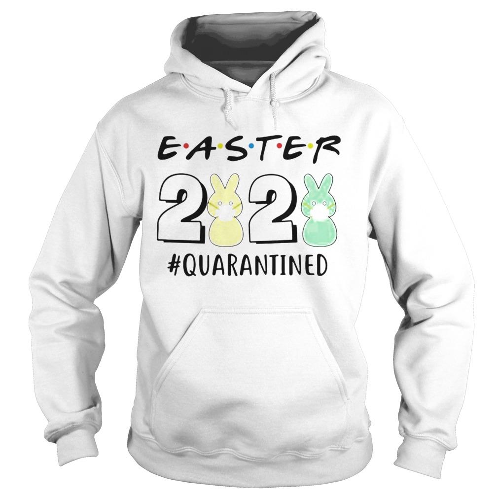 Easter 2020 Quarantined Coronavirus  Hoodie