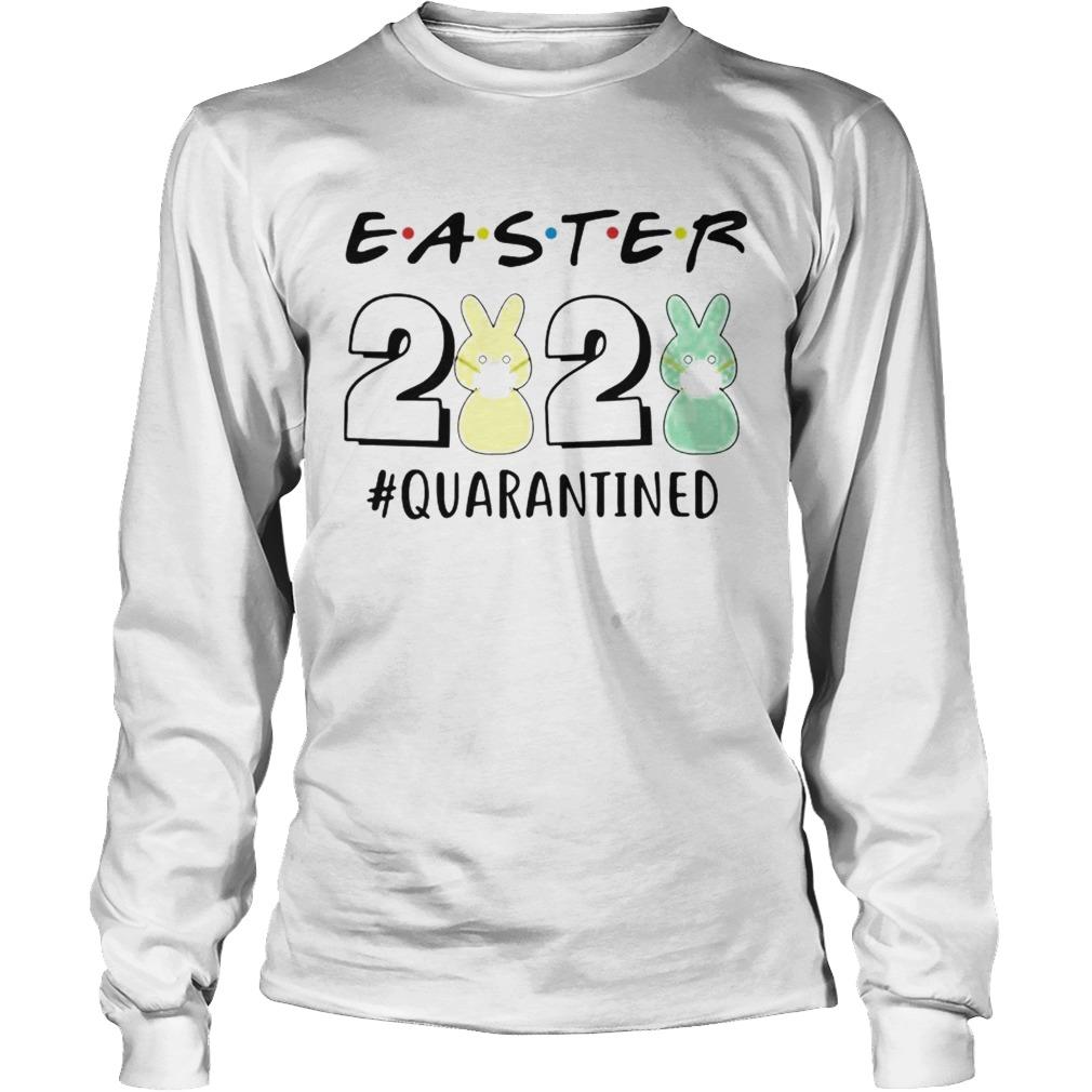 Easter 2020 Quarantined Coronavirus  Long Sleeve