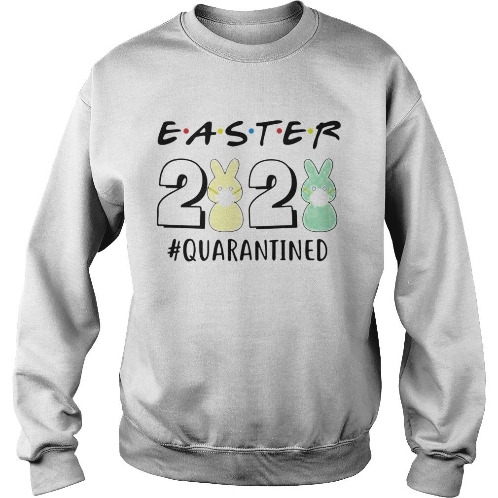 Easter 2020 Quarantined Coronavirus  Sweatshirt