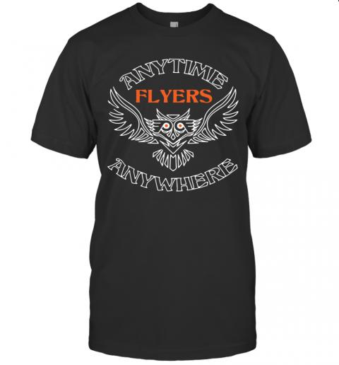 Flyers Anytime Anywhere Short T-Shirt Classic Men's T-shirt