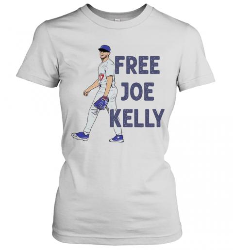 Free Joe Kelly T-Shirt Classic Women's T-shirt
