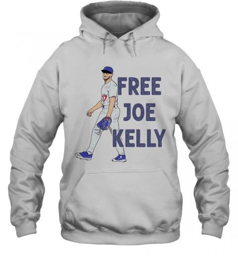 Free Joe Kelly T-Shirt Unisex Hoodie