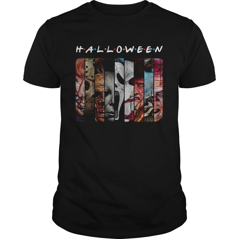 Happy Halloween With Scary Stuff  Unisex
