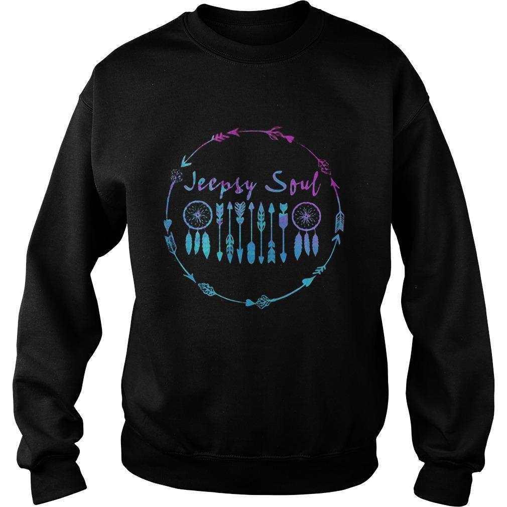 Jeepsy Soul  Sweatshirt