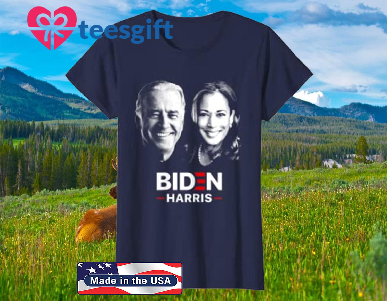 Joe Biden and Kamala Harris VP 2020 for President Official T-Shirt