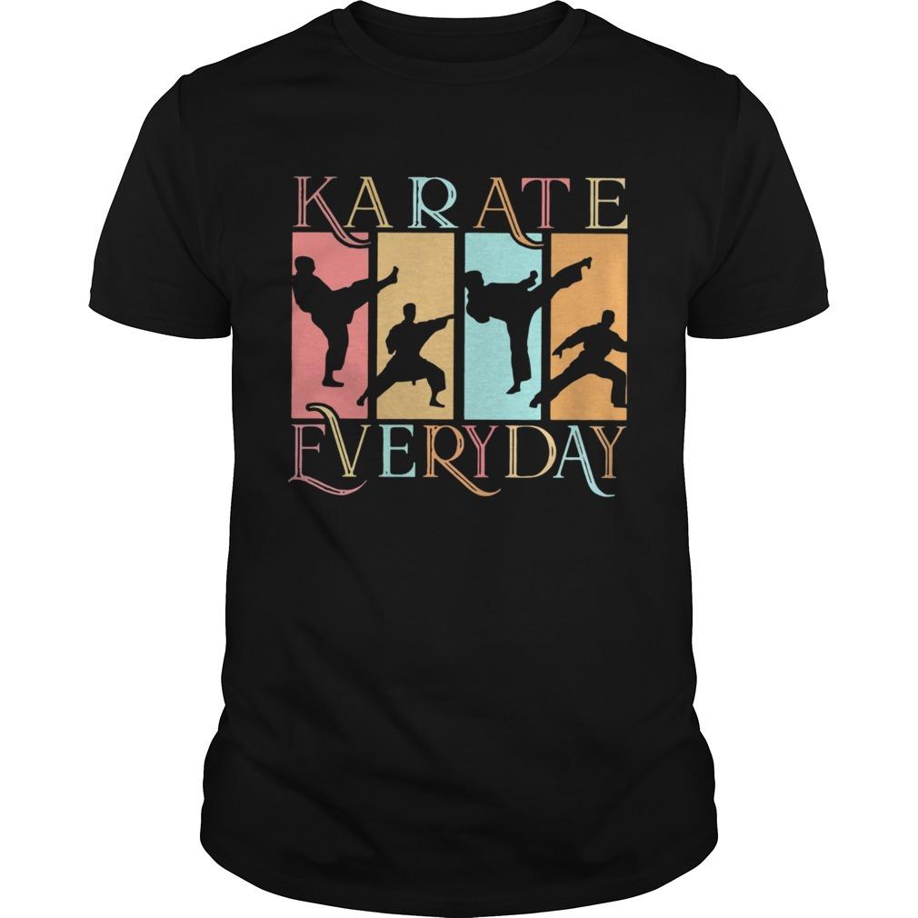 Karate Everyday Vintage  Unisex