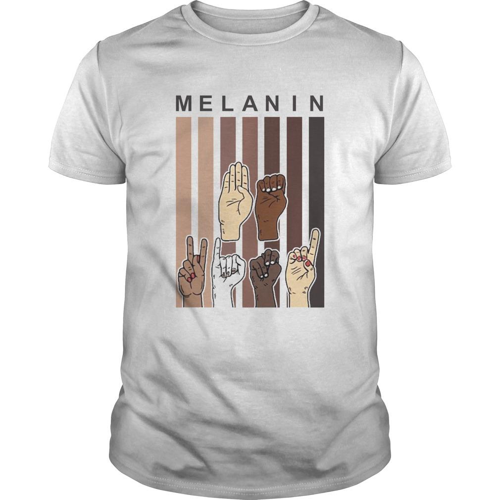 Melanin Hands  Unisex
