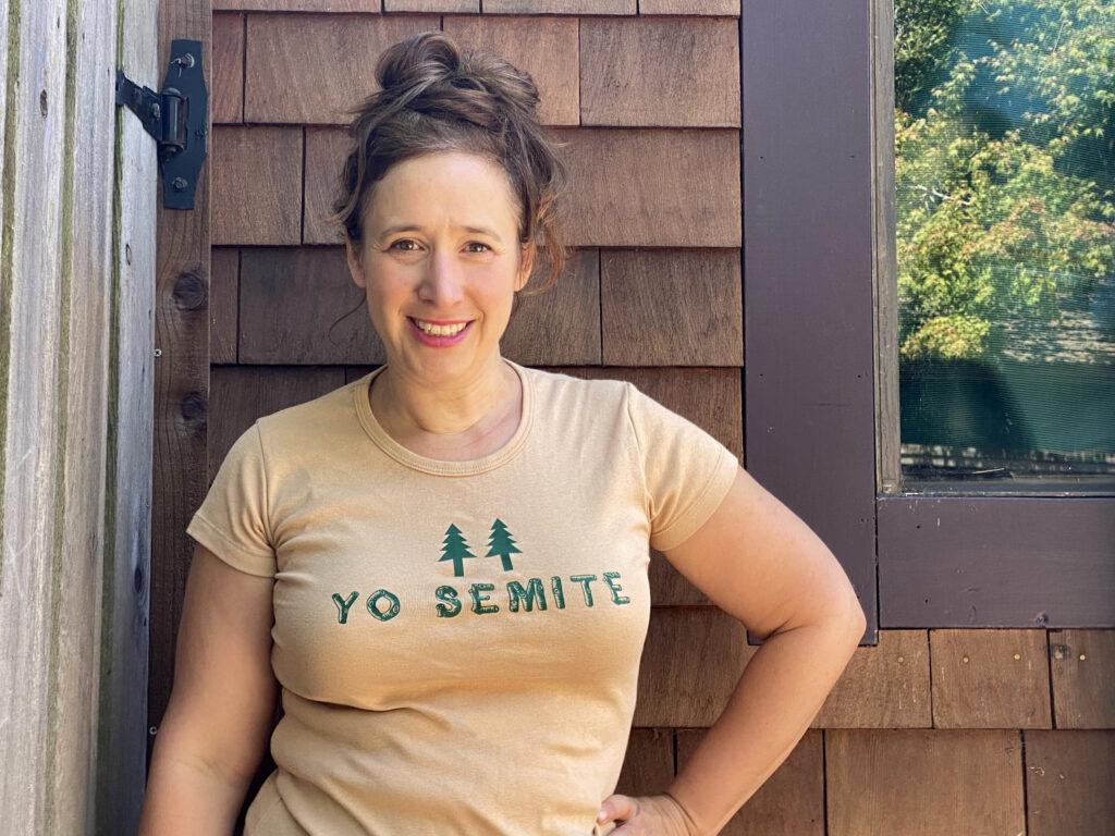 Yo, Trump, thanks! Berkeley artist's 'Yo Semite' Shirt
