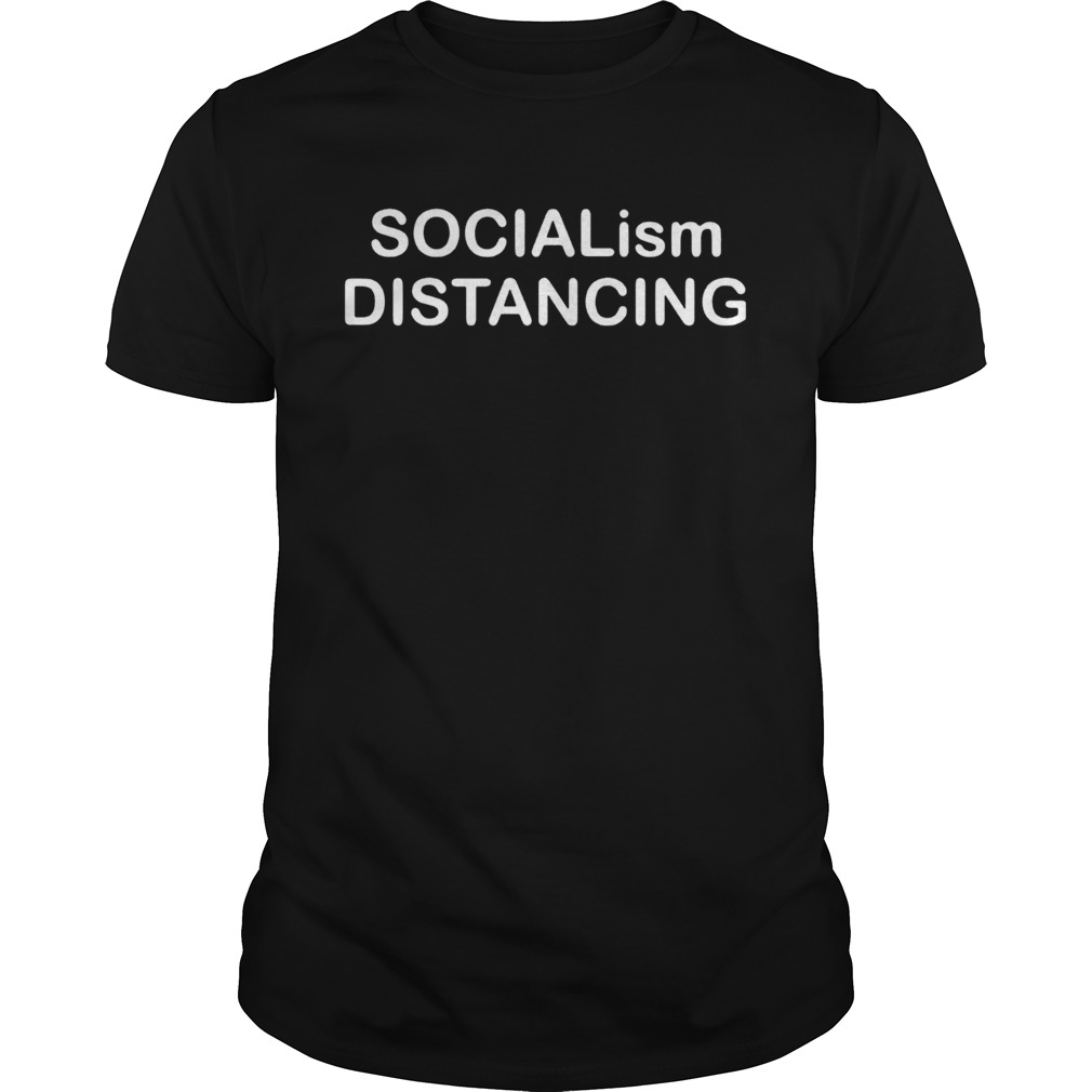 Socialism Distancing  Unisex