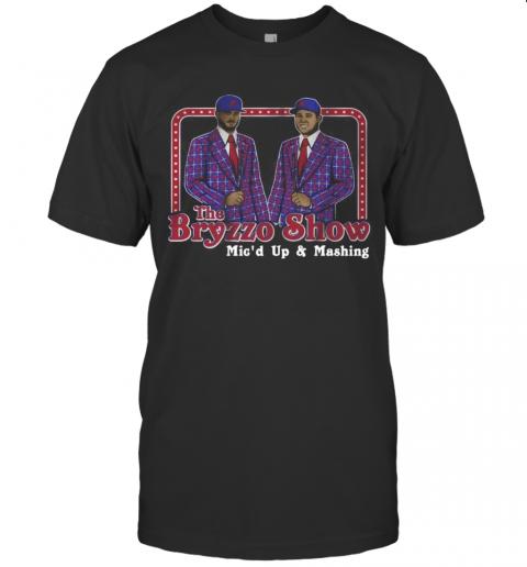 The Bryzzo Show Mic'S Up And Mashing T-Shirt Classic Men's T-shirt