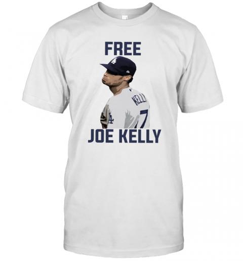 The Free Joe Kelly T-Shirt Classic Men's T-shirt