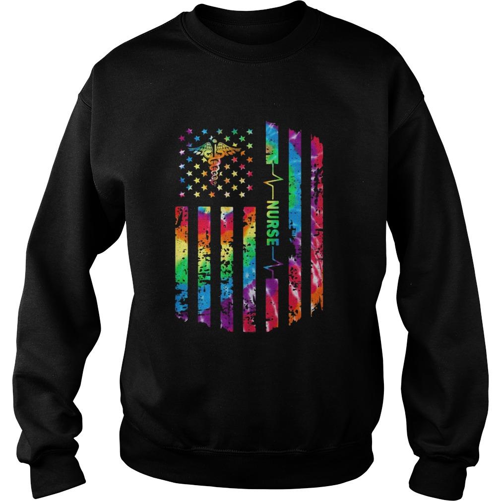 THE NURSE LGBT PROTECT YOU  Sweatshirt